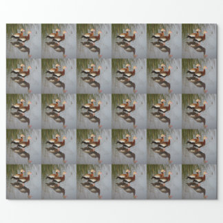 Black-bellied Whistling Duck Wrapping Paper