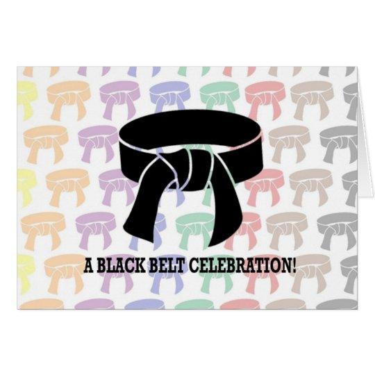 Black Belt Invitations Invites Martial Arts event