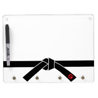 Black Belt, Martial Arts 黒帯, 武道 Dry Erase Boards