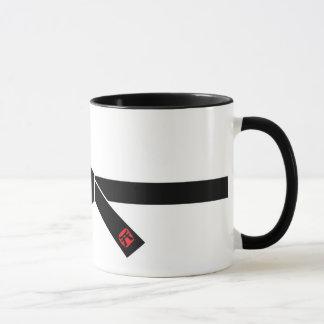 Black Belt, Martial Arts 黒帯, 武道 Mug