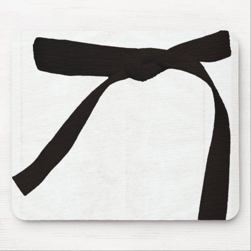 Black belt Mousepad