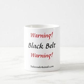Black Belt Mug