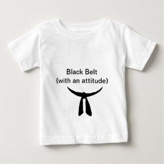 Black Belt Party Baby T-Shirt