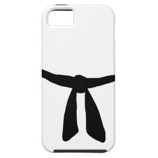 Black Belt Party iPhone SE/5/5s Case