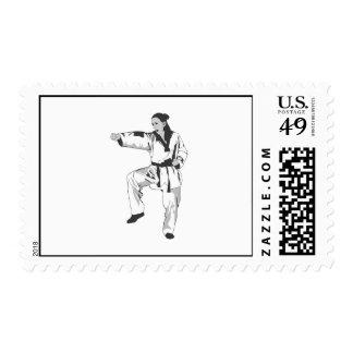 Black Belt Postage