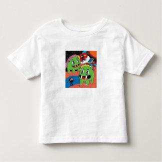 Black Belt Strike Force by Pellet Toddler T-shirt