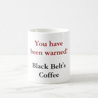 Black Belt's Coffee Cup