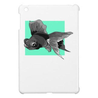 Black Betta Fish Case For The iPad Mini