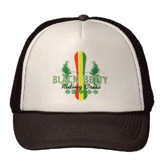Black Betty Riding Crew Trucker Hat