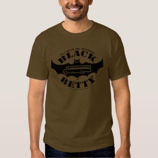 Black Betty Tactical Thread shirt