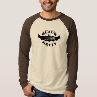 Black Betty Vintage sleeved T-Shirt