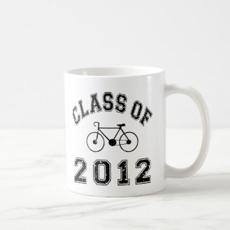 Black Bike Coffee Mug