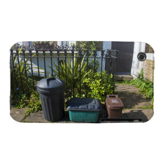 Black bin is for rubbish, residual waste, green iPhone 3 cases