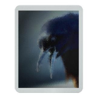 Black Bird Card