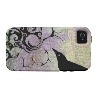 Black Bird CaseMate iPhone4 Case iPhone 4 Case