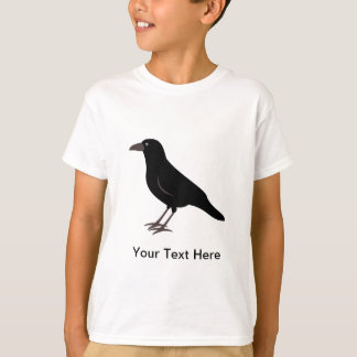 Black Bird Crow T-Shirt