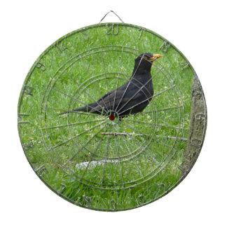 Black Bird Dartboard