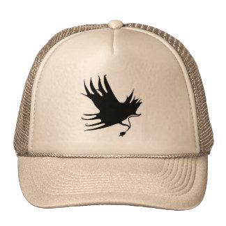 Black Bird Trucker Hat