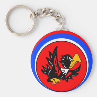 Black Bird Keychain