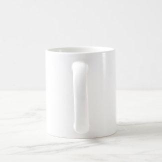 Black Bird Classic White Coffee Mug