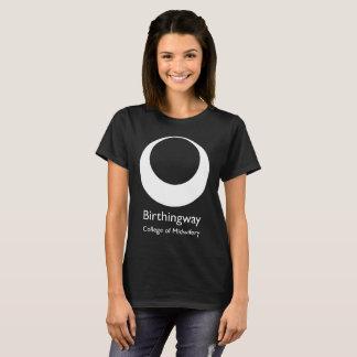 Black Birthingway Logo T-Shirt