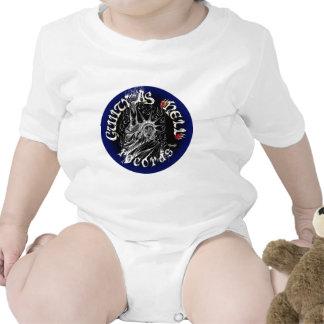 Black & Blue Logo Tee Shirt