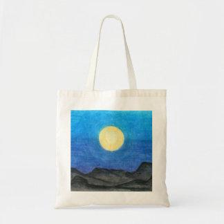 Black Bluffs | Customizable Tote Bag