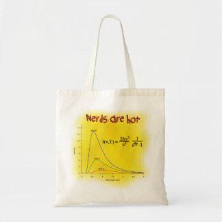 Black Body Radiation Tote Bag
