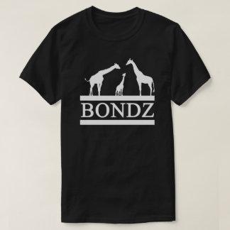 Black Bondz Shirt w/ White Logo