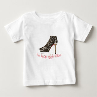 Black Boot Infant T-shirt