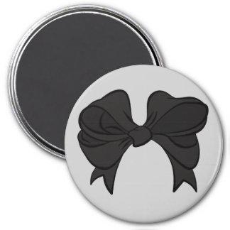 Black Bow Magnet