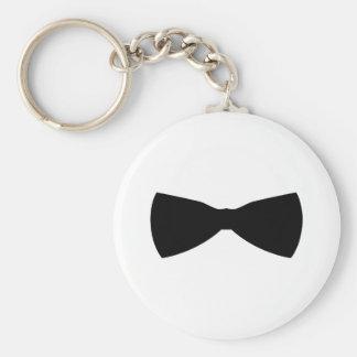 black bow tie keychains