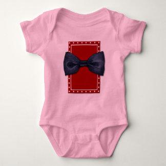 Black Bowtie Infant T-shirt