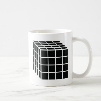 black box icon mug