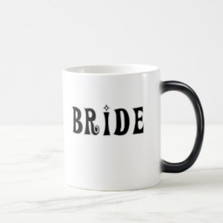 Black Bride Magic Mug
