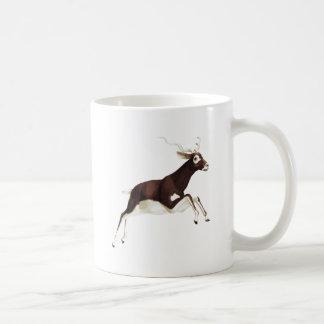 Black Buck Antelope Coffee Mug