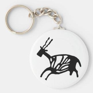 Black Buck Keychain