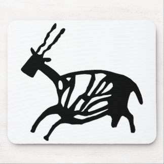 Black Buck Mousepad