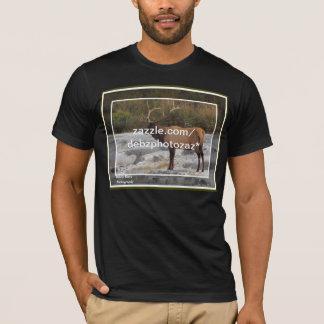 Black Bull Elk T-Shirt