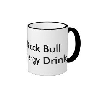 Black Bull Coffee Mug