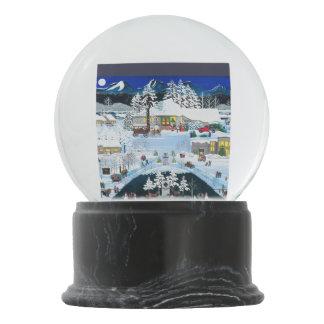Black Butte Ranch Snow Globe