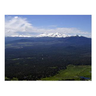 Black Butte Ranch & Three Sisters Postcard