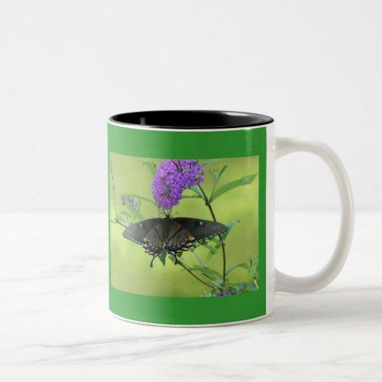 Black Butterfly 1 Mug