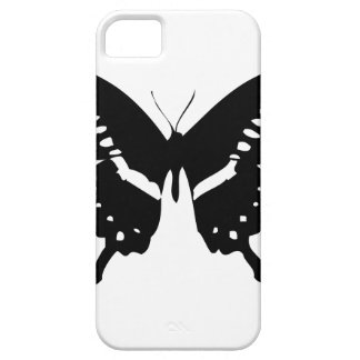 Black Butterfly iPhone SE/5/5s Case
