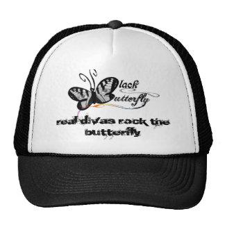 Black Butterfly, real divas rock the butterfly Trucker Hat