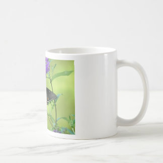 Black Butterfly Templete Items Mug