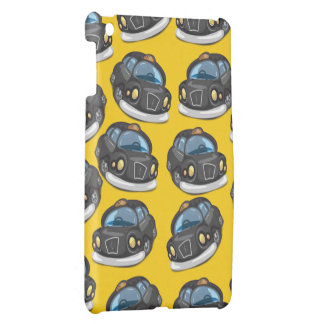 Black Cab Taxi iPad Mini Case