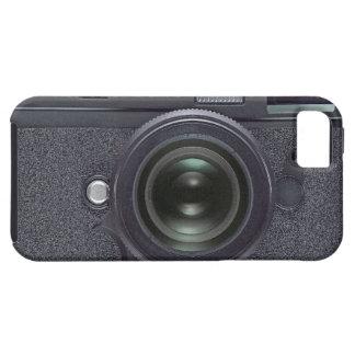 Black camera iPhone SE/5/5s case