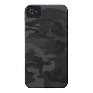 Black Camo Blackberry Bold Case