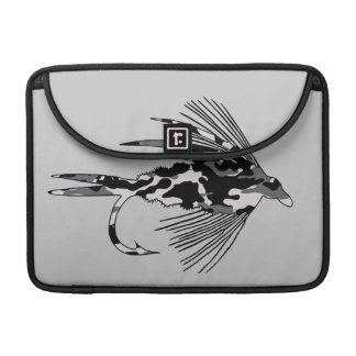 BLACK CAMO FLY SLEEVE FOR MacBook PRO